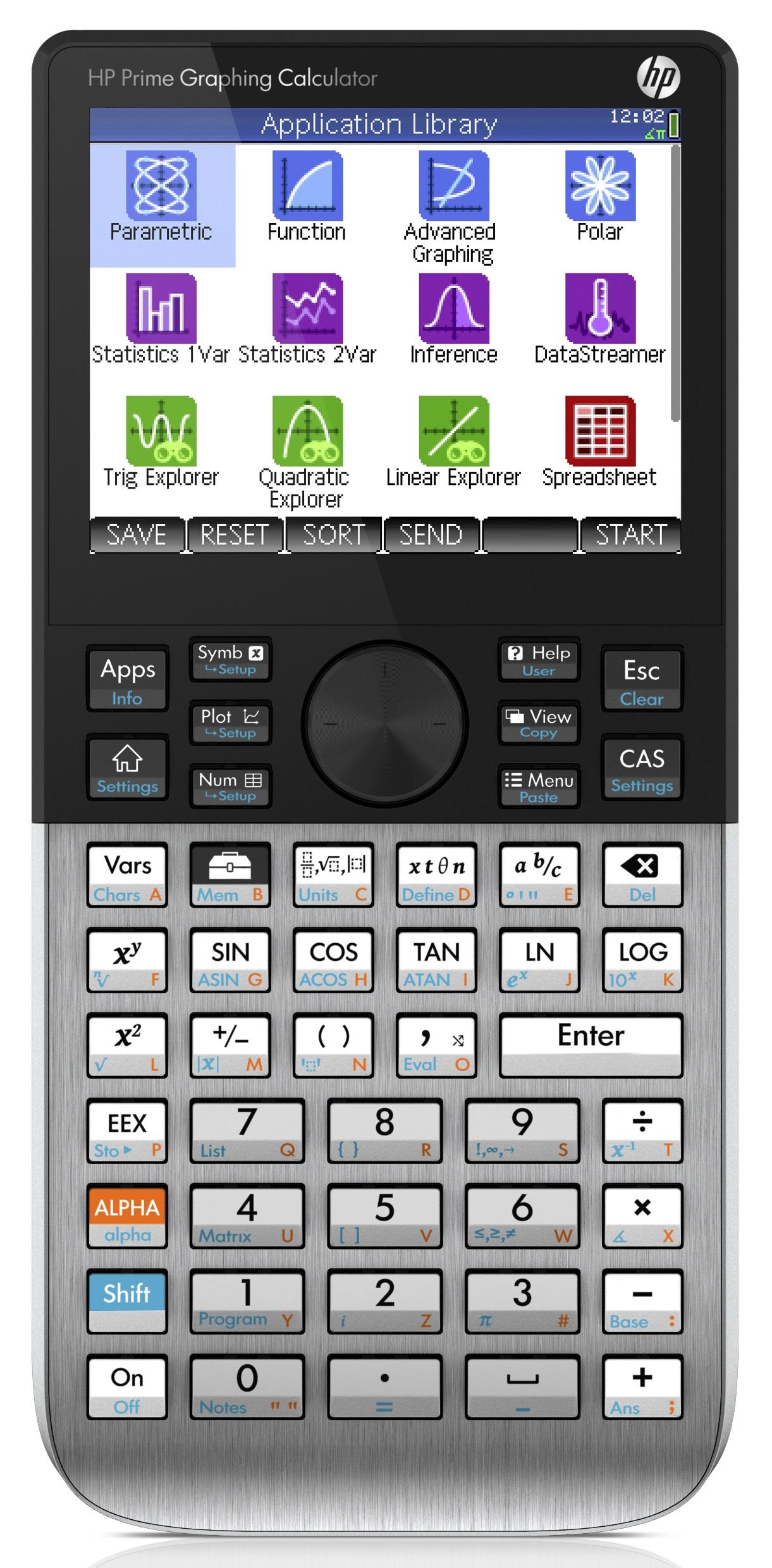Hewlett Packard | The Maths Zone